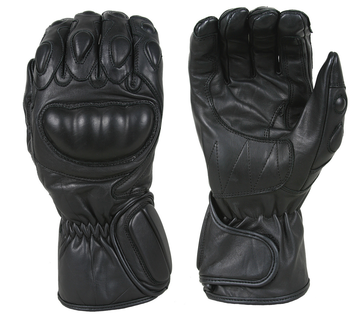 Vector 1™ - High Protection Gloves w/ Carbon-Tek™ fiber knuckles