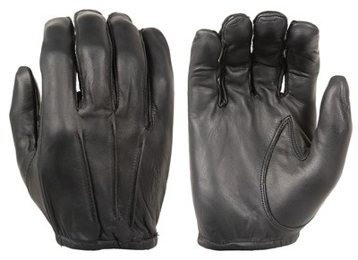 Dyna-Thin™ Unlined Leather Gloves w/ Short Cuff