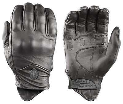 All-Leather Gloves w/ Knuckle Armor (Legacy Version)