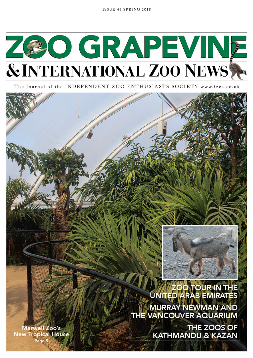 Zoo Grapevine Spring 2018