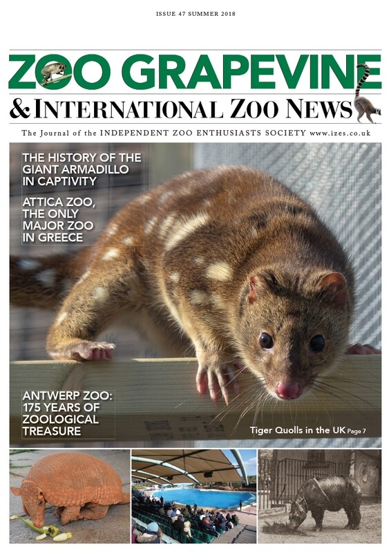 Zoo Grapevine Summer 2018