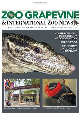 Zoo Grapevine Spring 2019