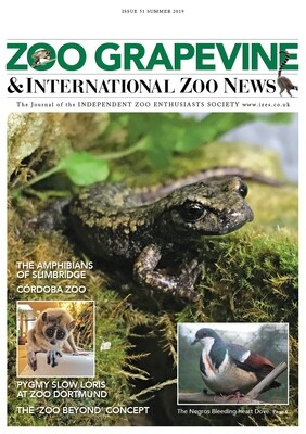 Zoo Grapevine Summer 2019