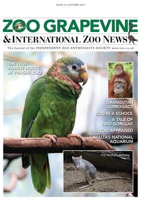 Zoo Grapevine Autumn 2019