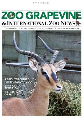 Zoo Grapevine Summer 2020