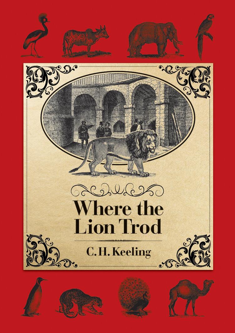 Where The Lion Trod