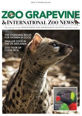 Zoo Grapevine Winter 2020/2021