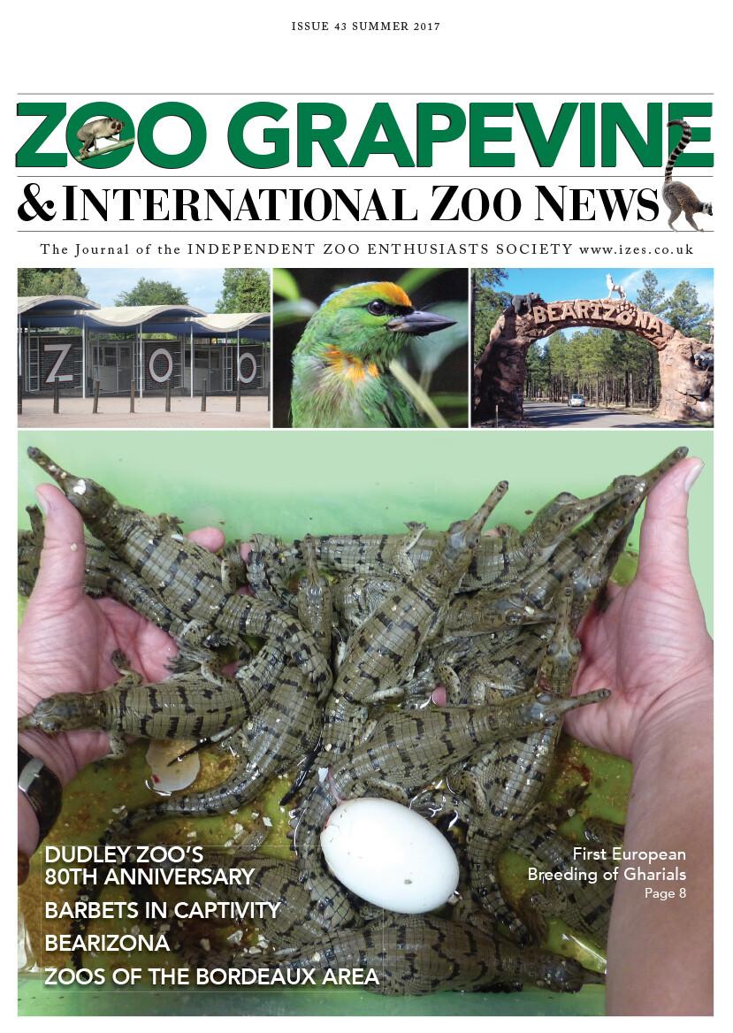 Zoo Grapevine Summer 2017
