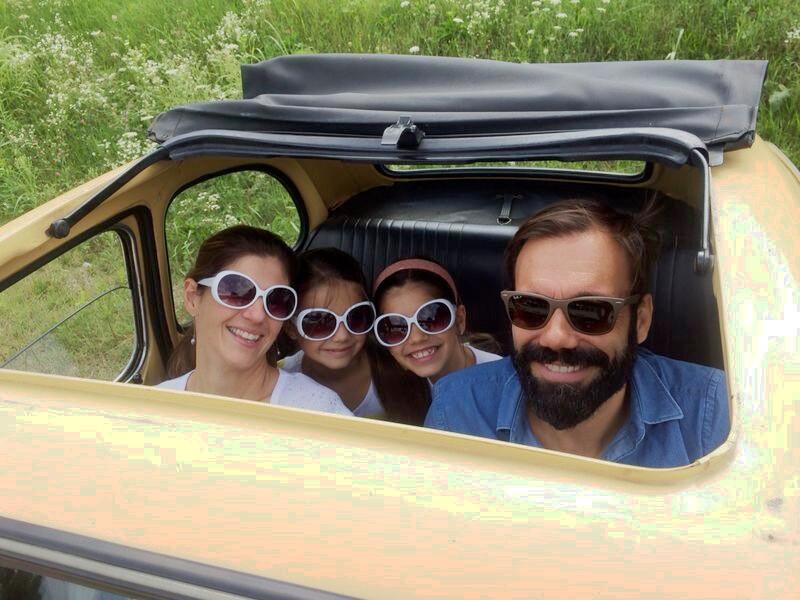 FAMILY VINTAGE TOUR SUL LAGO DI GARDA