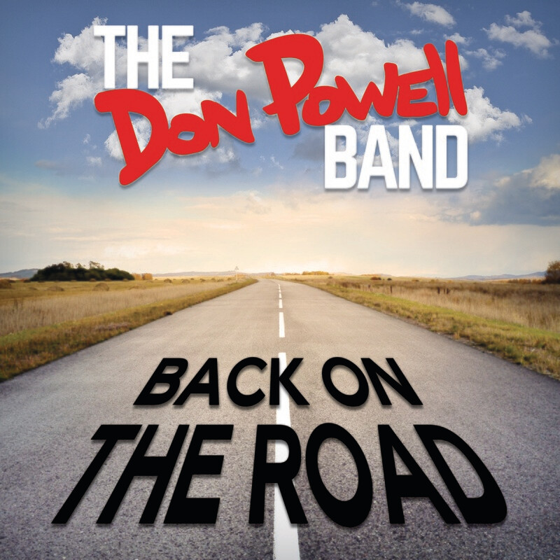 Back On The Road CD