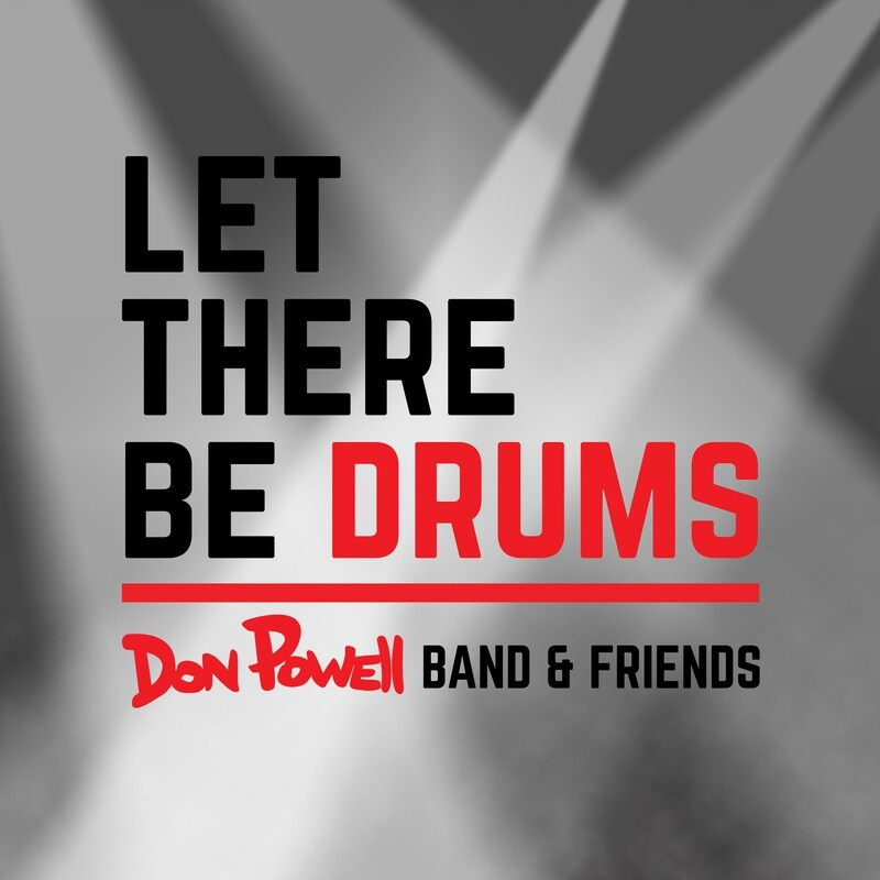 Let There Be Drums DOWNLOAD HiFi Audio