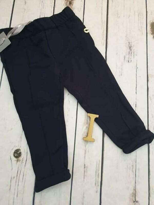 ARTIGLI Pantalone blu slim 18 mesi