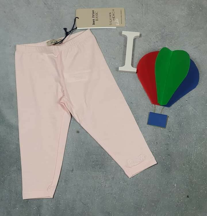SILVIAN HEACH leggins bimba rosa