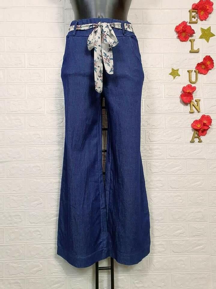 Pantaloni donna jeans