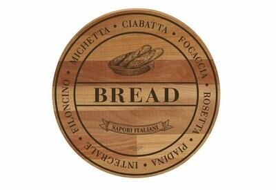 Tagliere rustico in faggio 'Bread'