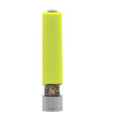 Macina pepeacrilico 'Electric' soft touch verde 20 cm