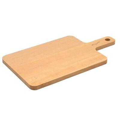 Tagliere rettangolare in legno di faggio