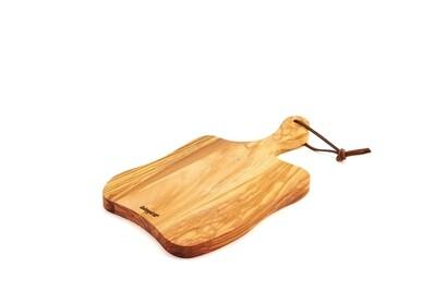Tagliere rustico in ulivo