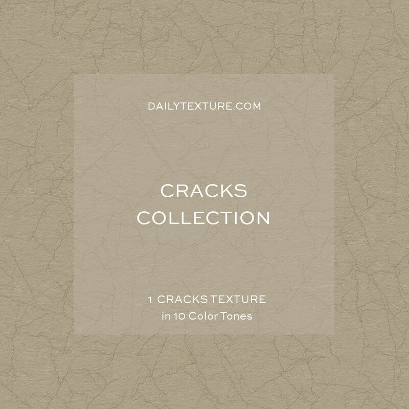 Cracks Texture Overlay Collection