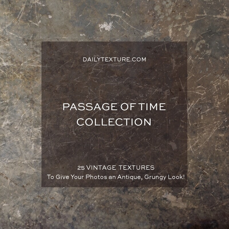 Passage of Time Texture Overlay Collection