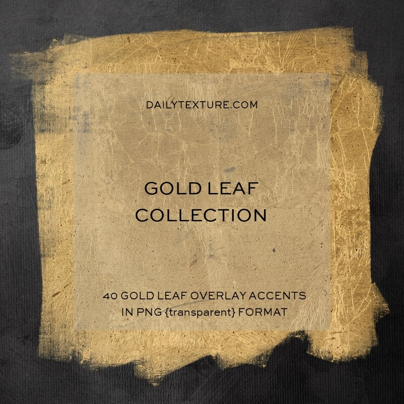The Gold Leaf Collection