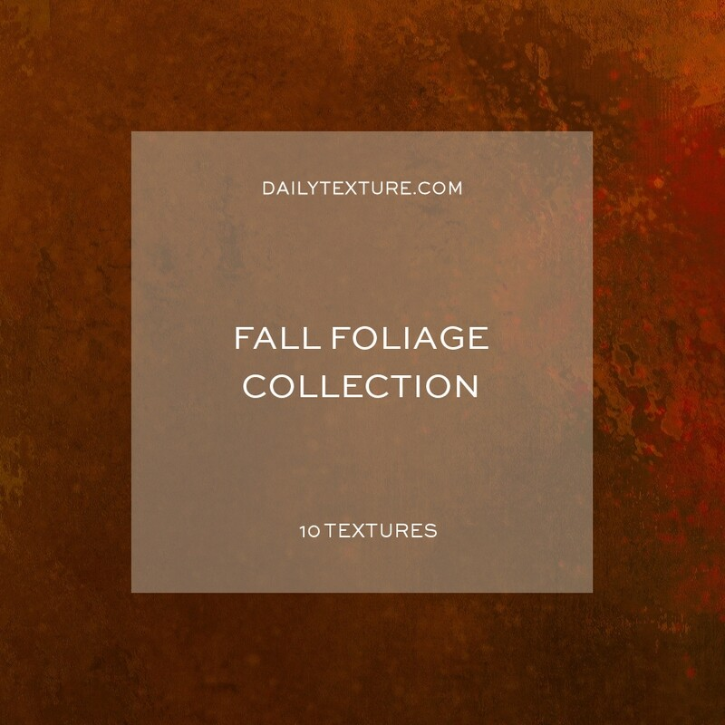 Fall Foliage Texture Collection