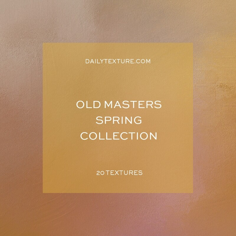 Old Masters Spring Texture Collection