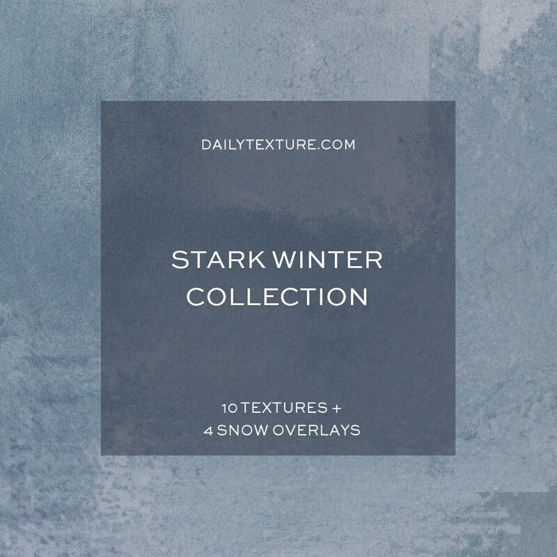 Stark Winter Texture Collection