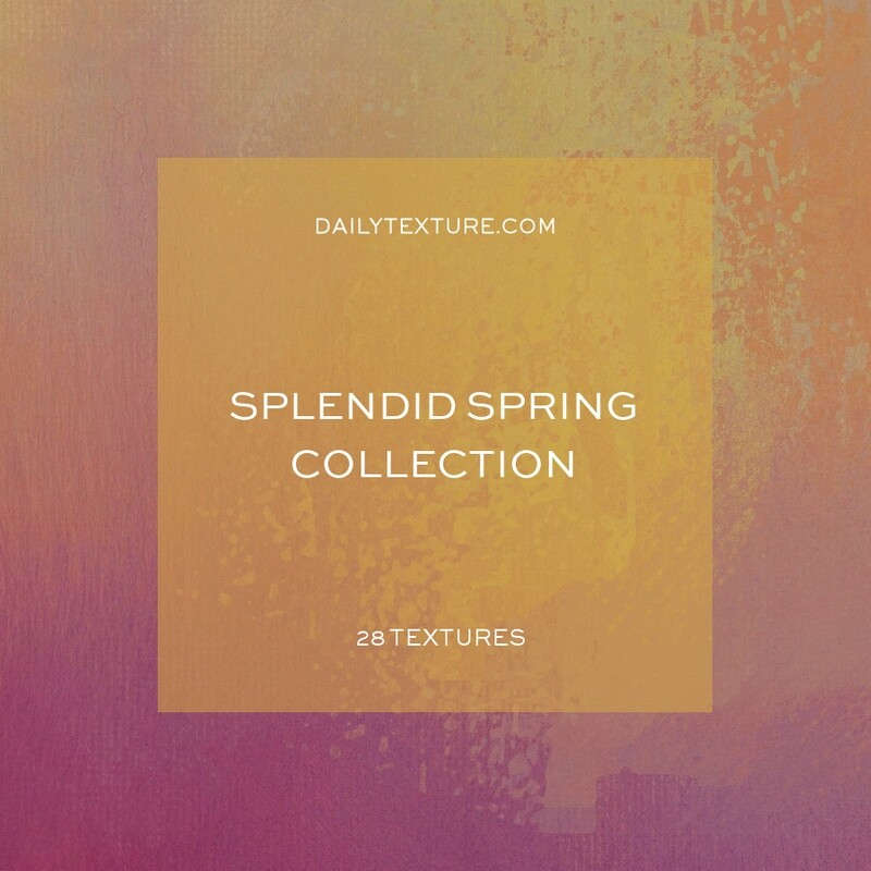 Splendid Spring Texture Collection
