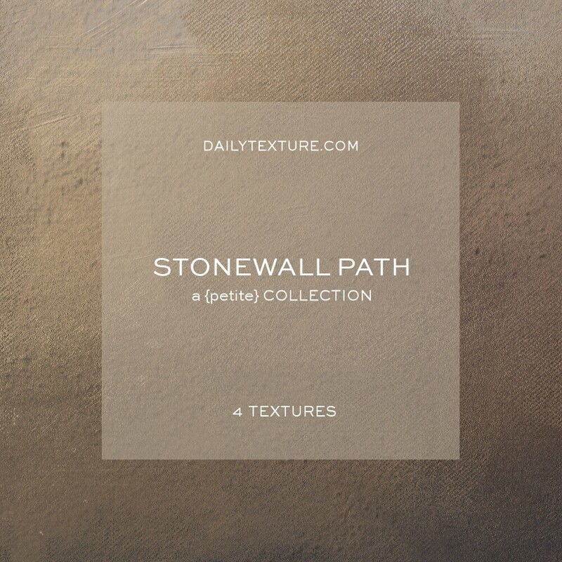 Stonewall Path A Petite Texture Collection