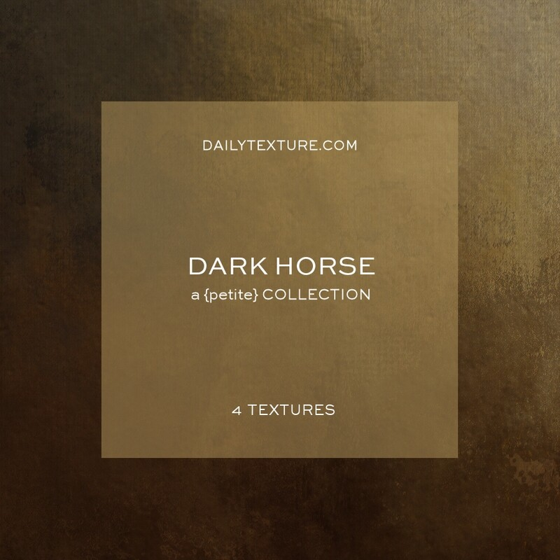Dark Horse A Petite Texture Collection