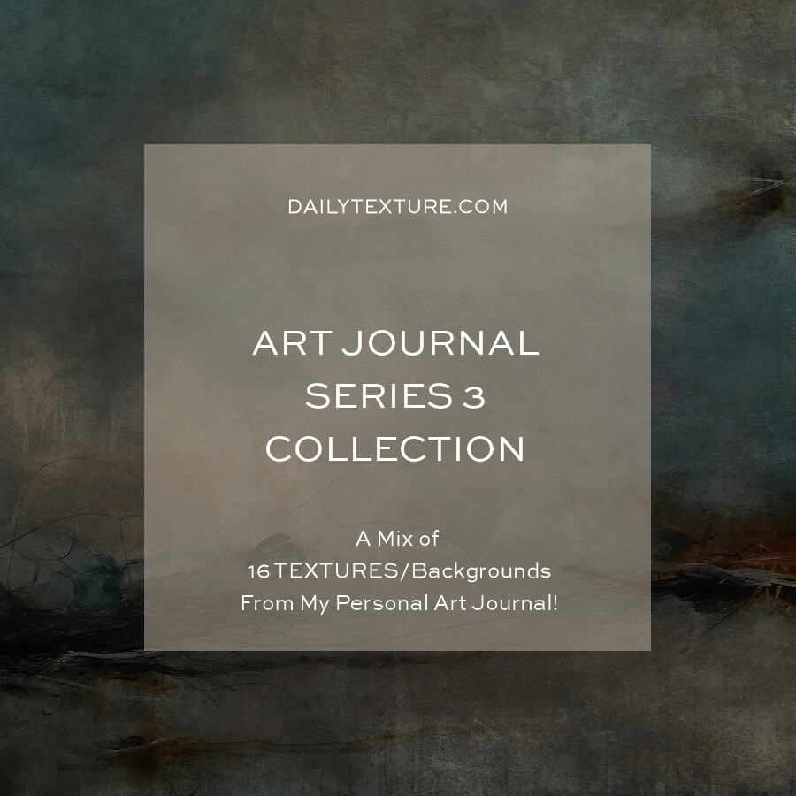 Art Journal Series 3 Collection