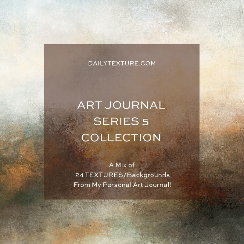 Art Journal Series 5 Collection