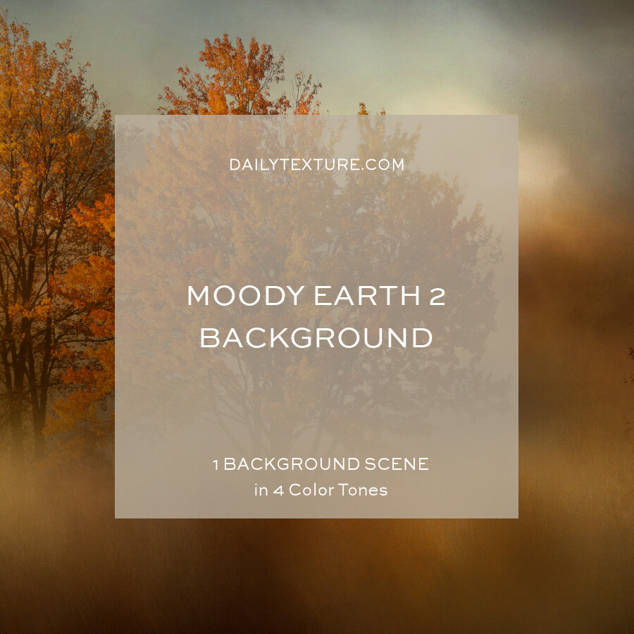 Moody Earth 2 Background Collection