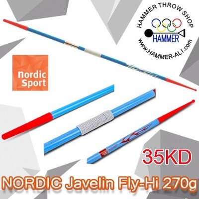 Nordic Javelin Fly-Hi 270 grams