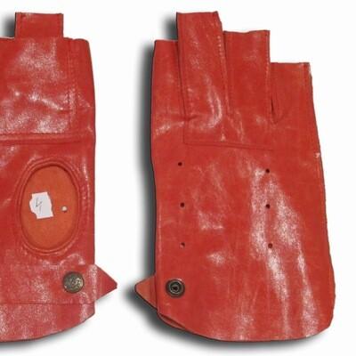 Hammer Glove ( Red Metallic ) M