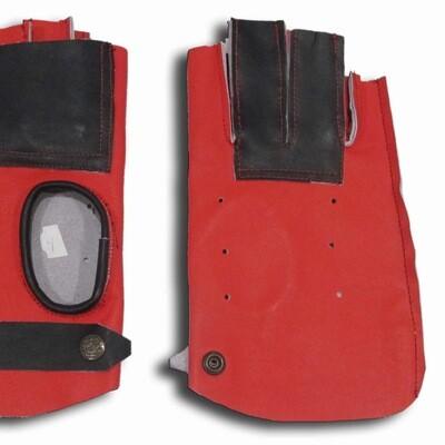 Hammer Glove ( Red & Black ) L