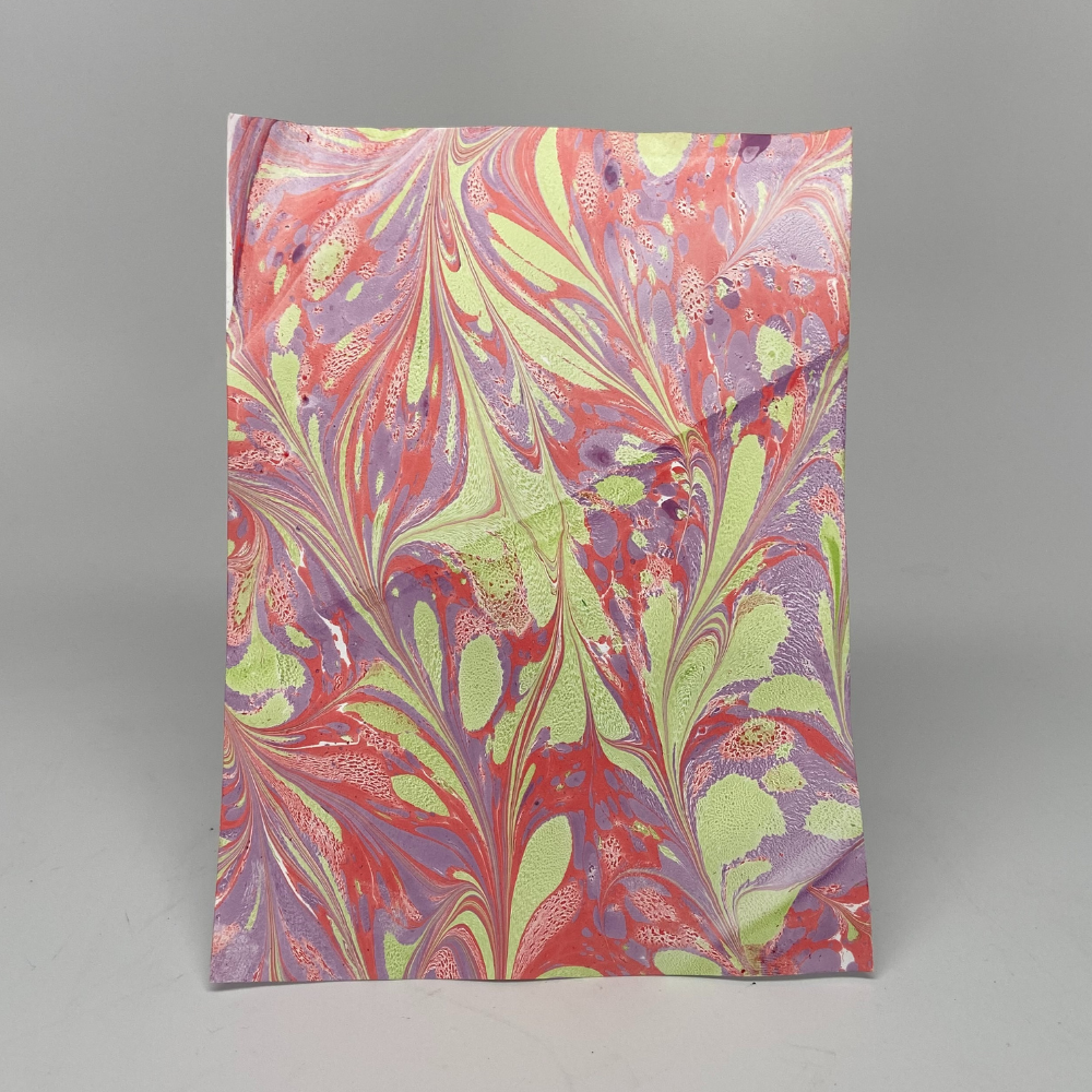 SALE! Marbled Card