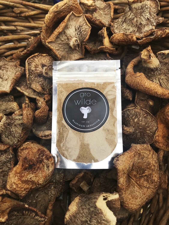 Gro Wilde Mushroom Seasoning 22g