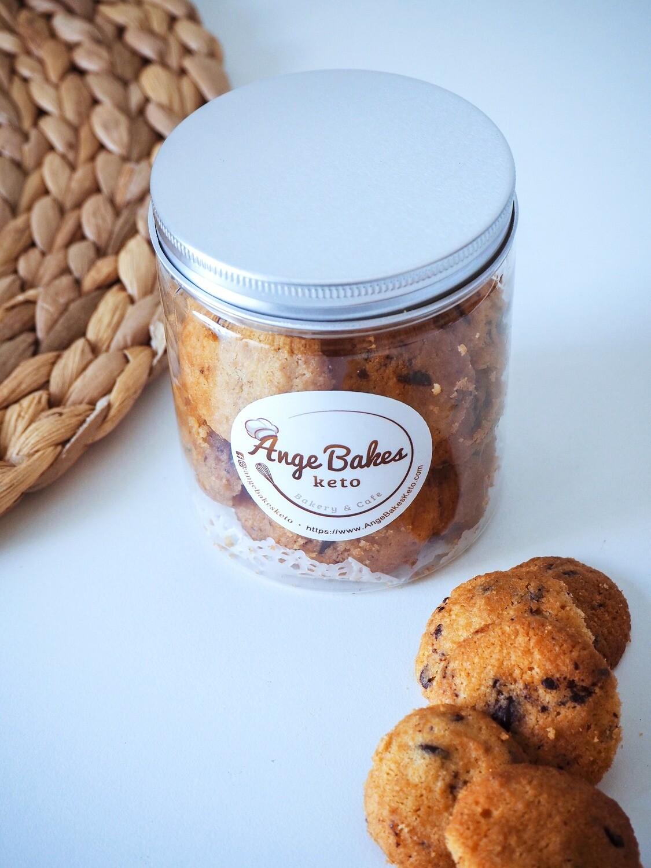 Keto Chocolate Chips Cookies (30pcs)