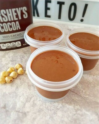 Keto Chocolate Hazelnut Spread - 100gm