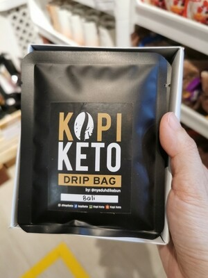 Kopi Keto Drip Bags, Box of 7