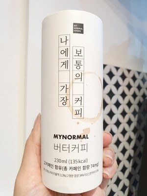 Mynormal Butter Coffee (230ml)