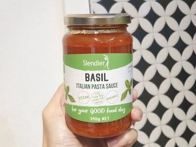 Slendier - Basil Pasta Sauce