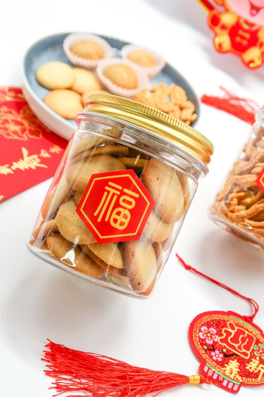 Keto CNY Egg Biscuit (鸡蛋饼) - 100g