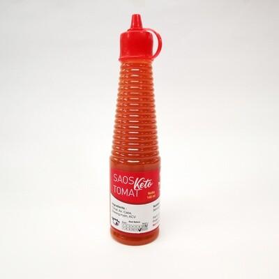 Saos Keto Tomato Sauce, 140ml
