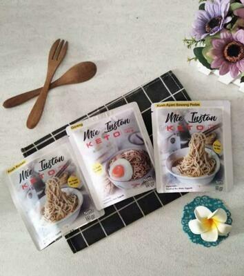 Locarbs Keto Instant Noodle 35g