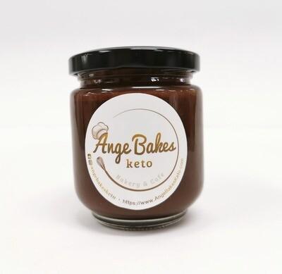 Keto Chocolate Hazelnut Spread - 170gm (Upsized)