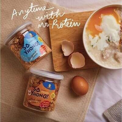 SO YHONG! Keto Crispy Chicken Floss - Original Flavour