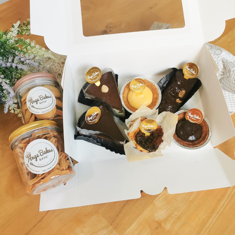 The Happy Keto Dessert Box